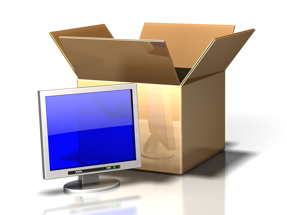 Computer moving company perth