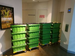 Box and crate hire