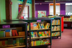 Library relocation company Perth